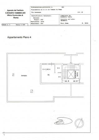 Appartamento in affitto a Roma, Ospedale, Arredato, con giardino, 28 mq - Foto 2