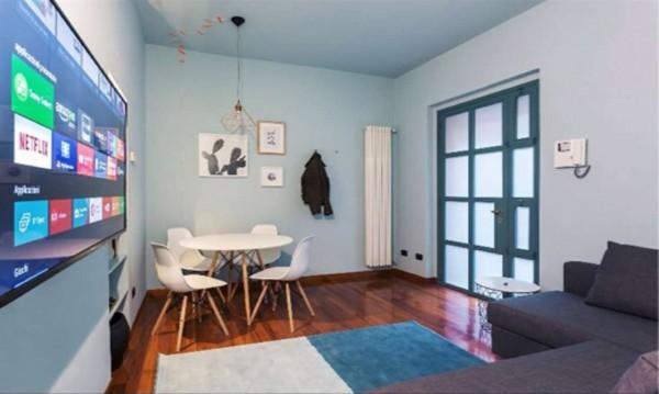 Appartamento in affitto a Milano, Ticinese, Arredato, 55 mq