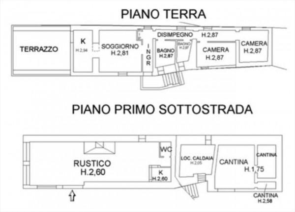 Villa in vendita a Siena, Con giardino, 200 mq
