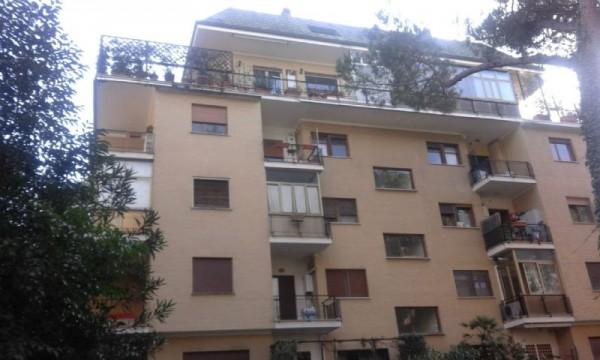 Appartamento in affitto a Roma, Con giardino, 75 mq