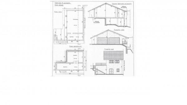 Appartamento in vendita a Olivola, Con giardino, 450 mq - Foto 2