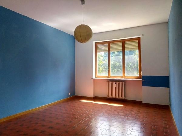 Appartamento in affitto a Piobesi Torinese, Centrale, Con giardino, 78 mq