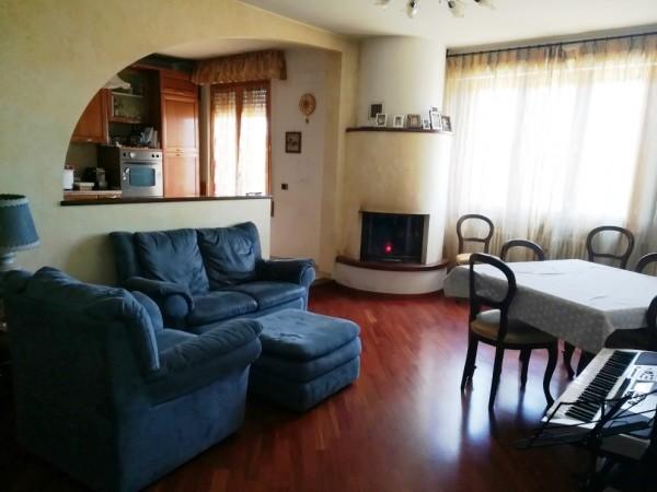 Appartamento in vendita a Perugia, Pontavalleceppi, 103 mq