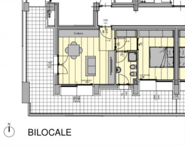 Appartamento in vendita a Milano, Con giardino, 70 mq - Foto 24