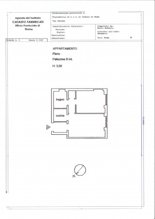 Appartamento in vendita a Roma, Trieste, 55 mq - Foto 5