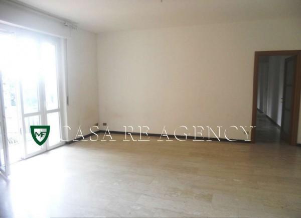 Appartamento in vendita a Varese, Aguggiari, Con giardino, 119 mq - Foto 12