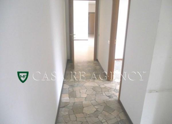 Appartamento in vendita a Varese, Aguggiari, Con giardino, 119 mq - Foto 11