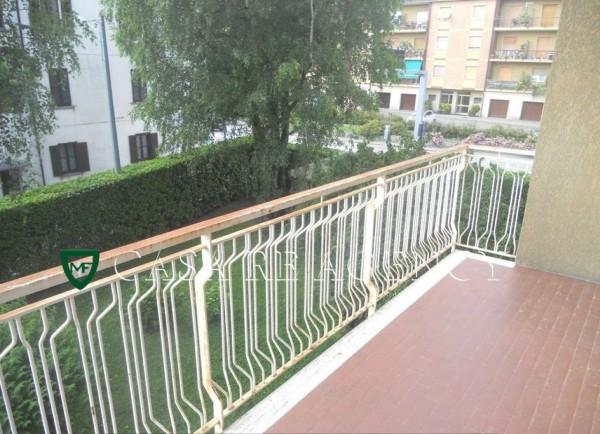 Appartamento in vendita a Varese, Aguggiari, Con giardino, 119 mq - Foto 4