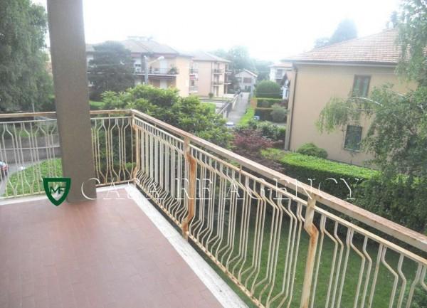 Appartamento in vendita a Varese, Aguggiari, Con giardino, 119 mq - Foto 9