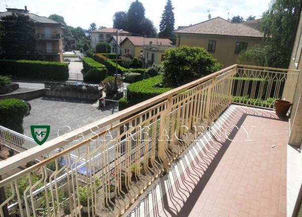 Appartamento in vendita a Varese, Aguggiari, Con giardino, 119 mq - Foto 19