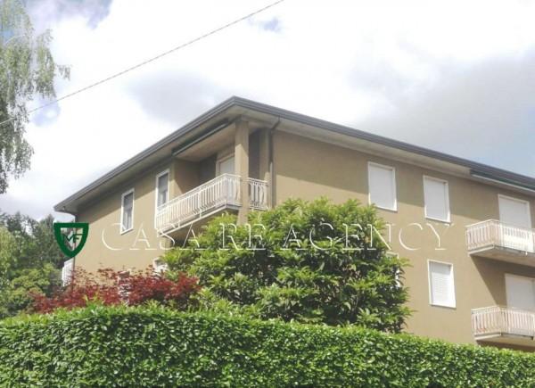 Appartamento in vendita a Varese, Aguggiari, Con giardino, 119 mq