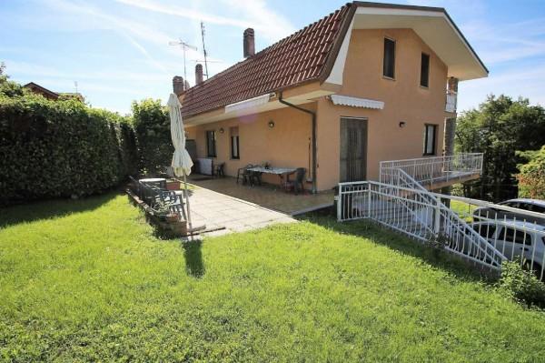 Villa in vendita a Villar Dora, Borgionera, Con giardino, 226 mq