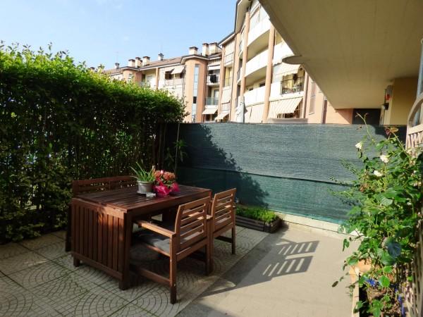 Appartamento in vendita a Borgaro Torinese, Con giardino, 70 mq