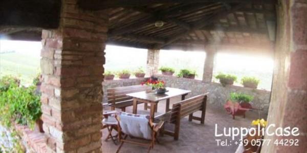 Villa in vendita a Monteriggioni, Con giardino, 350 mq - Foto 10