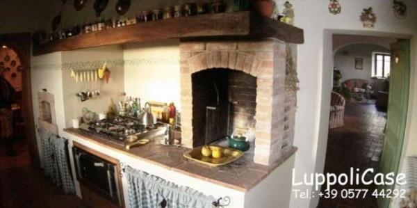 Villa in vendita a Monteriggioni, Con giardino, 350 mq - Foto 9