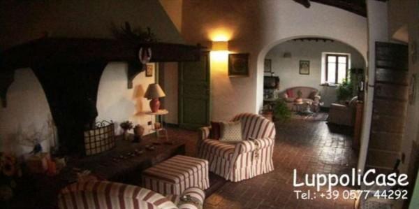 Villa in vendita a Monteriggioni, Con giardino, 350 mq - Foto 12
