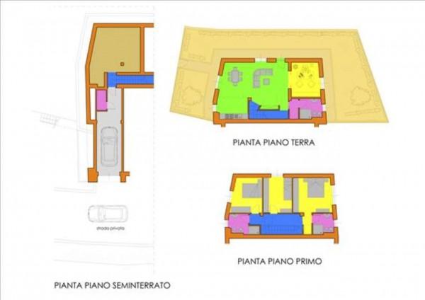 Appartamento in vendita a Siena, Con giardino, 198 mq - Foto 10