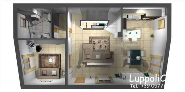 Appartamento in vendita a Siena, Con giardino, 198 mq - Foto 17