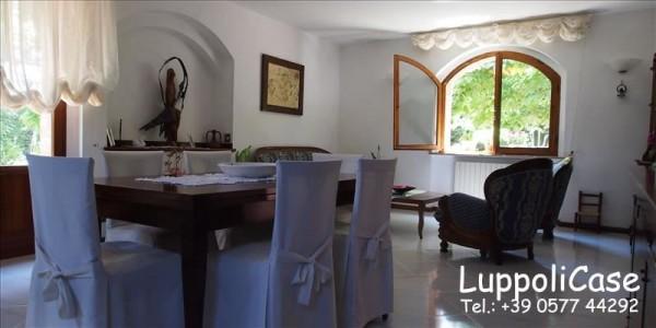 Villa in vendita a Siena, Con giardino, 250 mq - Foto 12