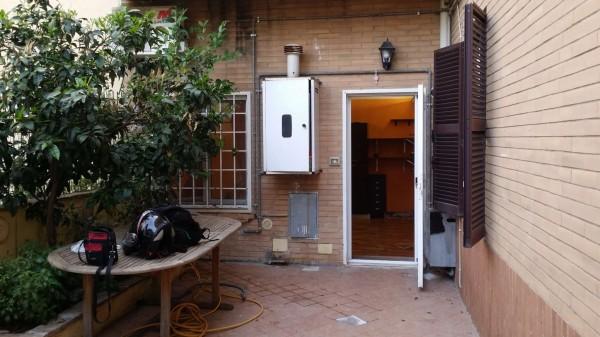 Appartamento in vendita a Roma, Battistini Primavalle, Con giardino, 60 mq