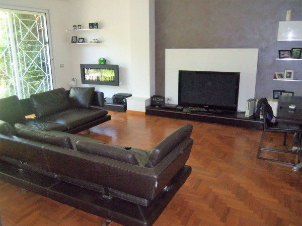 Casa indipendente in vendita a Roma, Olgiata, Con giardino, 220 mq