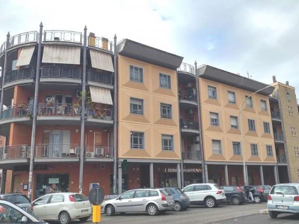 Appartamento in vendita a Roma, Torre Spaccata, Con giardino, 60 mq