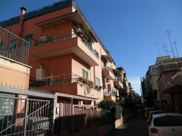 Appartamento in vendita a Roma, Alessandrino, Con giardino, 45 mq