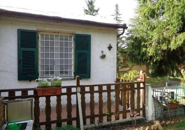 Villa in vendita a Uscio, Con giardino, 120 mq