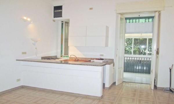 Appartamento in affitto a Milano, Fiera, Con giardino, 55 mq