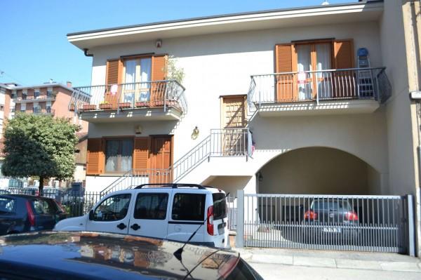 Appartamento in vendita a Collegno, Borgata Paradiso, Con giardino, 130 mq