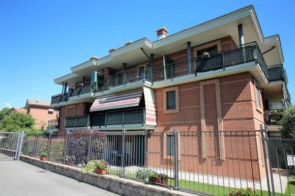 Appartamento in vendita a Alpignano, Centro, Con giardino, 137 mq - Foto 41