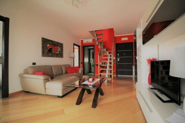 Appartamento in vendita a Alpignano, Centro, Con giardino, 137 mq - Foto 38