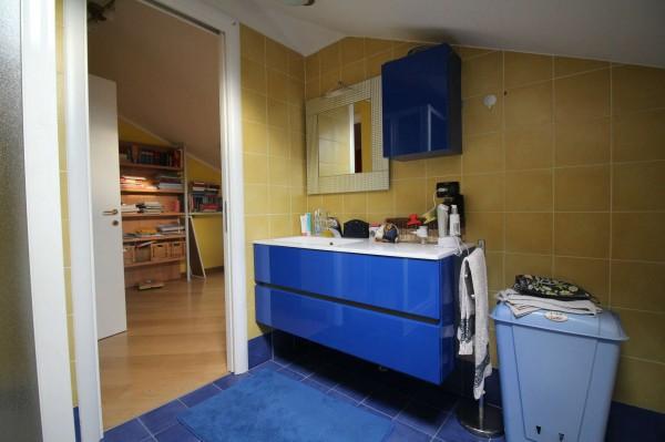 Appartamento in vendita a Alpignano, Centro, Con giardino, 137 mq - Foto 25