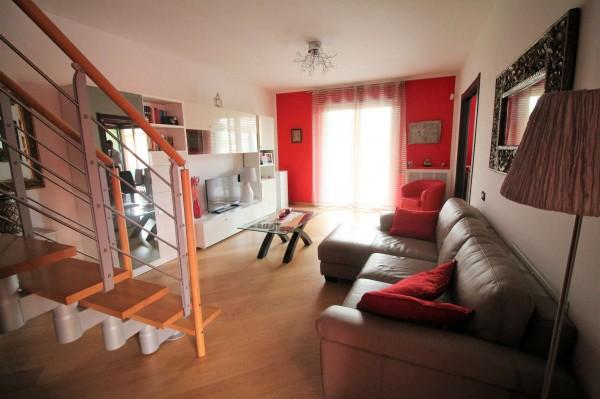 Appartamento in vendita a Alpignano, Centro, Con giardino, 137 mq - Foto 39
