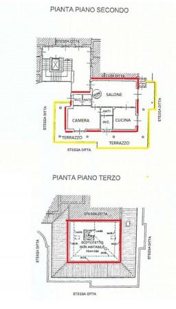 Appartamento in vendita a Alpignano, Centro, Con giardino, 137 mq - Foto 23