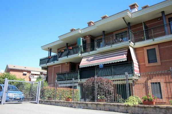 Appartamento in vendita a Alpignano, Centro, Con giardino, 137 mq - Foto 24
