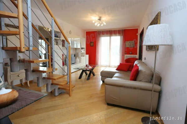 Appartamento in vendita a Alpignano, Centro, Con giardino, 137 mq - Foto 2