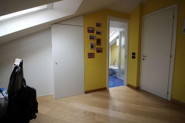 Appartamento in vendita a Alpignano, Centro, Con giardino, 137 mq - Foto 28