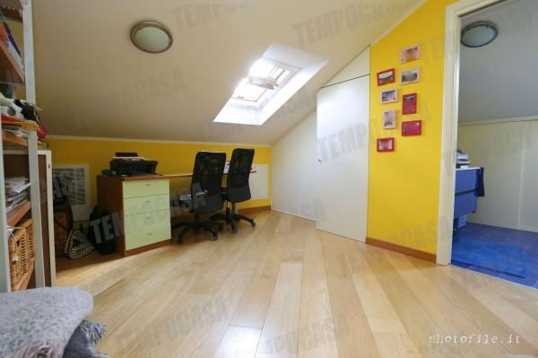 Appartamento in vendita a Alpignano, Centro, Con giardino, 137 mq - Foto 11