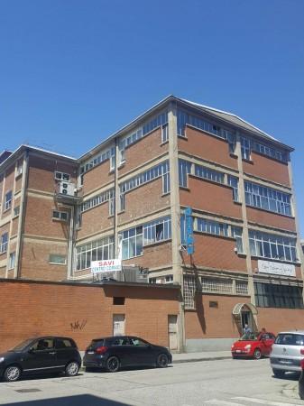 Ufficio in vendita a Torino, Pozzo Strada, 560 mq