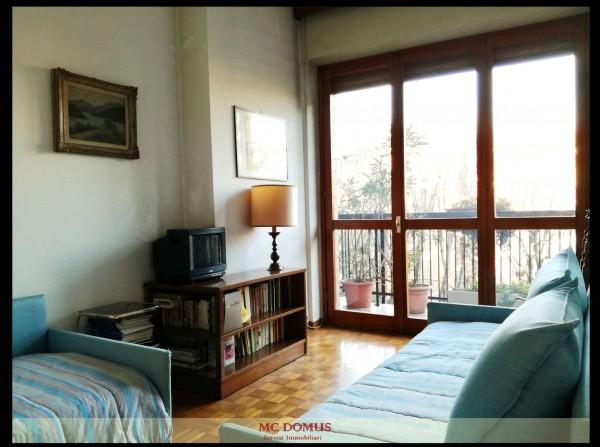 Appartamento in vendita a Milano, Don Gnocchi, Con giardino, 165 mq - Foto 17