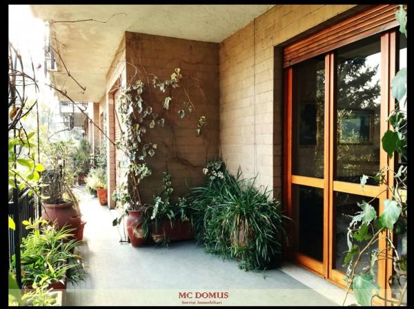 Appartamento in vendita a Milano, Don Gnocchi, Con giardino, 165 mq - Foto 27