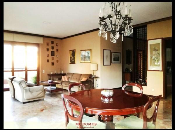 Appartamento in vendita a Milano, Don Gnocchi, Con giardino, 165 mq