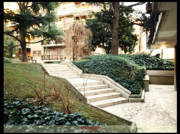 Appartamento in vendita a Milano, Don Gnocchi, Con giardino, 165 mq - Foto 9