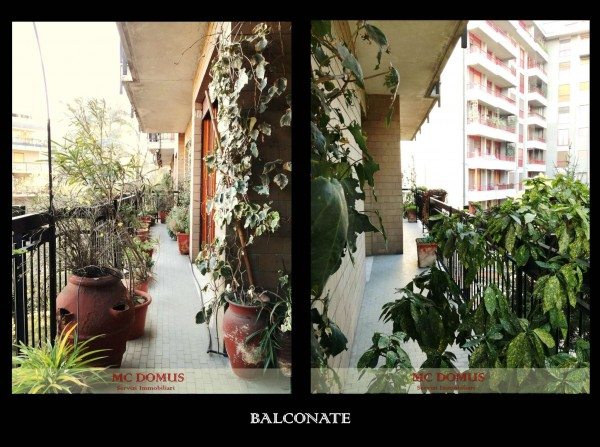 Appartamento in vendita a Milano, Don Gnocchi, Con giardino, 165 mq - Foto 25