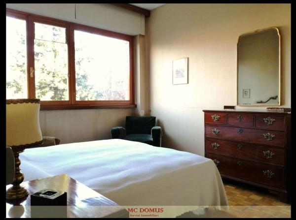 Appartamento in vendita a Milano, Don Gnocchi, Con giardino, 165 mq - Foto 15