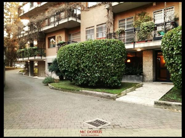Appartamento in vendita a Milano, Don Gnocchi, Con giardino, 165 mq - Foto 11