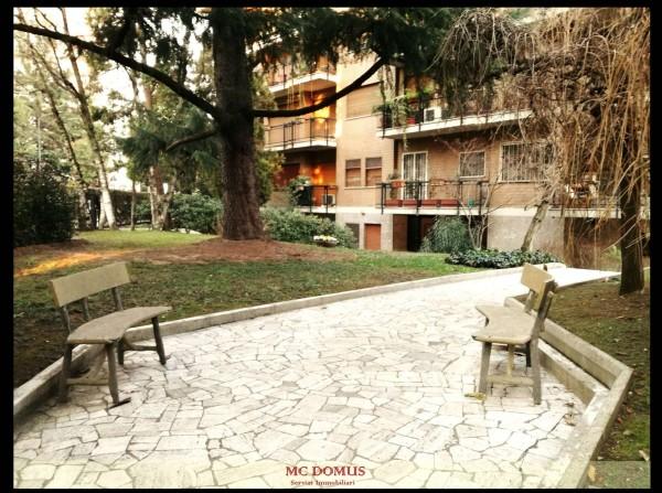Appartamento in vendita a Milano, Don Gnocchi, Con giardino, 165 mq - Foto 8