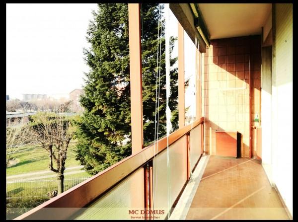 Appartamento in vendita a Milano, Cechov, Con giardino, 98 mq - Foto 16