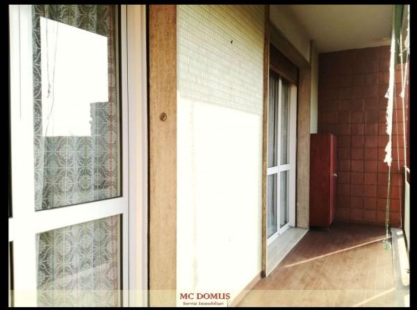 Appartamento in vendita a Milano, Cechov, Con giardino, 98 mq - Foto 15